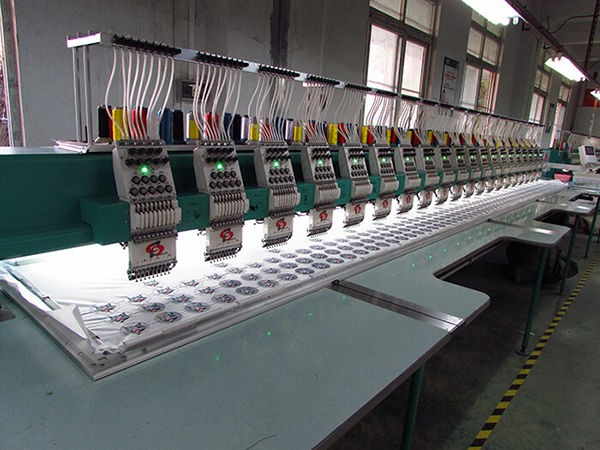 bysew factory embroidery